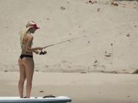 Girls Fishing 02