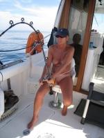 Girls Fishing 13