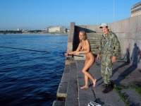 Girls Fishing 15
