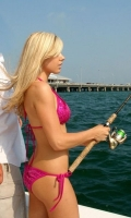 Girls Fishing 11