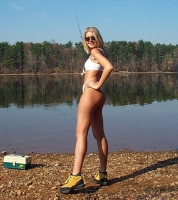 Girls Fishing 20