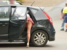Girls In Cars 26