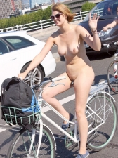 Girls On Bikes 27