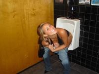 Girls Peeing 02