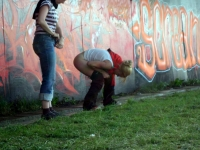 Girls Peeing 14