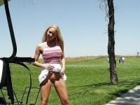 Golfing Girls 11