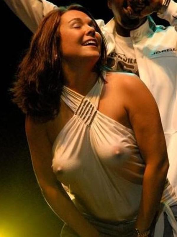 Big boobs dark nippled web cam girl lactating mrno - 1 part 8