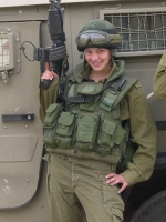Israeli Army Chicks