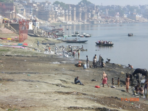 Life On The Ganges 23