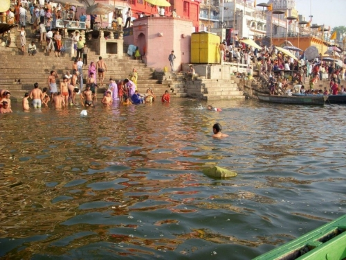 Life On The Ganges 38