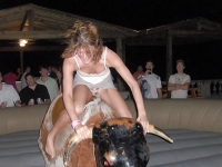 Mechanical Bull Flashing 19