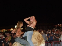 Mechanical Bull Flashing 23