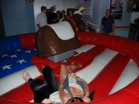 Mechanical Bull Flashing 10