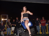 Mechanical Bull Flashing 12