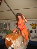 Mechanical Bull Flashing 28
