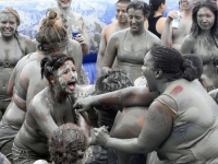 Mud Wrestling 07