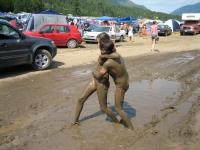 Mud Wrestling 08