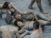 Mud Wrestling 13