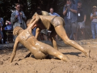 Mud Wrestling 14