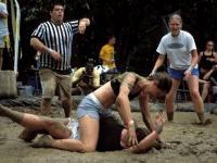 Mud Wrestling 16