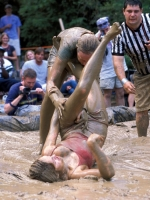 Mud Wrestling 17