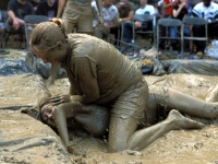 Mud Wrestling 19