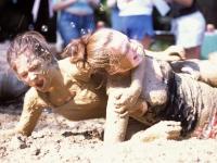 Mud Wrestling 21