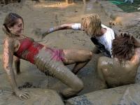 Mud Wrestling 25