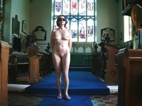 Naked In Church 13
