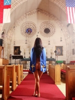 Naked In Church 19