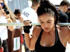 Not Afraid To Sweat 07