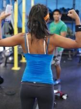 Not Afraid To Sweat 09