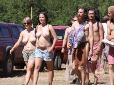 Nude In Public 05