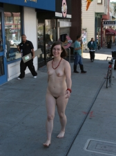 Nude In Public 08