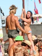 Nude In Public 09