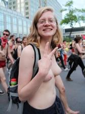 Nude In Public 10