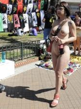Nude In Public 23
