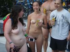 Nude In Public 30