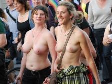 Nude In Public 33