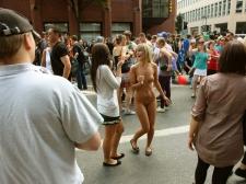 Nude In Public 39