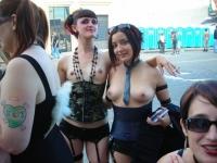 Nude In Public 17
