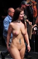 Nude In Public 19