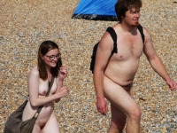 Nudists Are Going Places 10