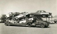 Olden Car Carriers