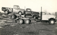Olden Car Carriers 09
