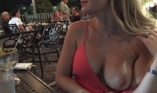One Boob Out 06