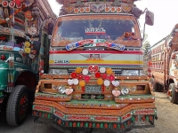 Pakistan Truck Art 02