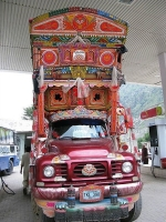 Pakistan Truck Art 03
