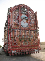 Pakistan Truck Art 04