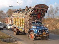 Pakistan Truck Art 05